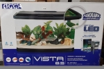 Fluval 8.5 gallon Vista Aquarium Kit
