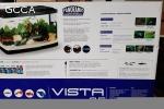 Fluval 8.5 gallon Vista Aquarium Kit